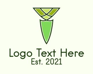 Shovel - Modern Garden Shovel logo design
