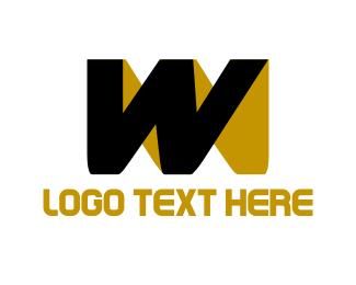 Letter W - Letter W logo design