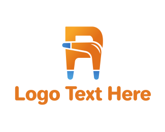 Boomerang Letter Logo