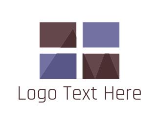 Window - Landscape Window  logo design