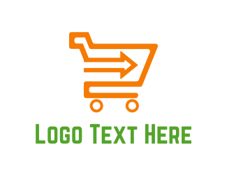 Sale - Direct Shopping logo design