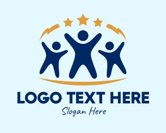 Star - Star Children logo design