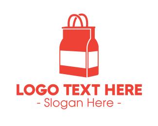 Shop - Liquor Bottle Shop logo design