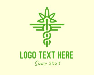 Medical Marijuana - Medical Marijuana Cannabis logo design