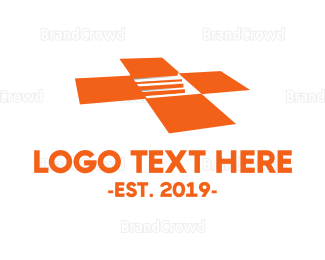 Sandbox - Box  Basement  logo design