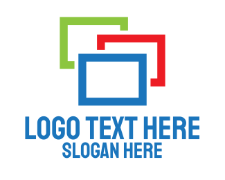 Education - Educational Squares logo design