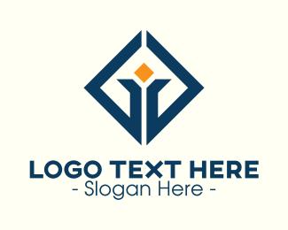 Professional - Professional Diamond logo design