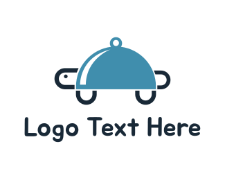 Tortoise - Turtle Food logo design