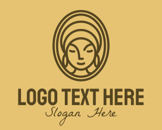 Skin Care - Brown Girl Beauty logo design