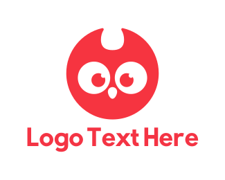 Ketchup - Red Owl logo design