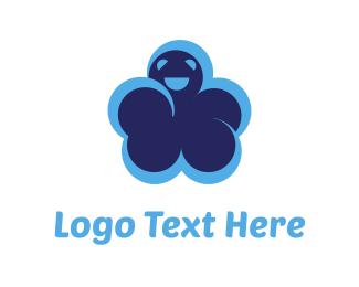 Happy - Happy Cloud logo design