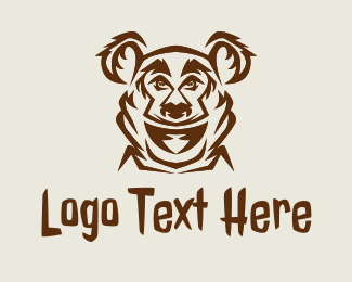 Grizzly - Gaming Grizzly Bear logo design