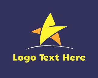 Walking - Walking Star logo design