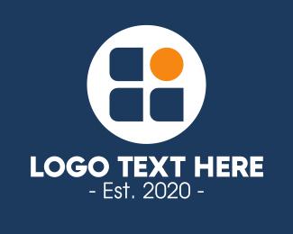 Company - Modern Digital Company logo design