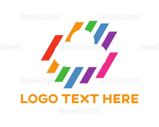 Nappy - Colorful Sky logo design