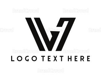 Branding - Modern Letter V logo design