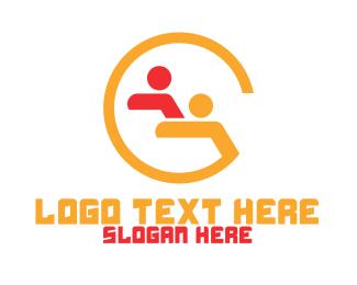 Gymnasium -  Team Letter G logo design