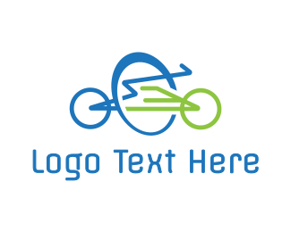 Cycling - Cycle Portal logo design