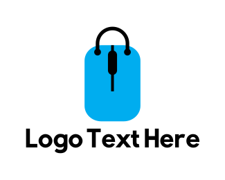 Purchase - Shop Tag Bag logo design