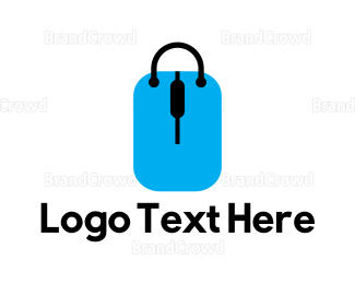 Dress Shop - Shop Tag Bag logo design