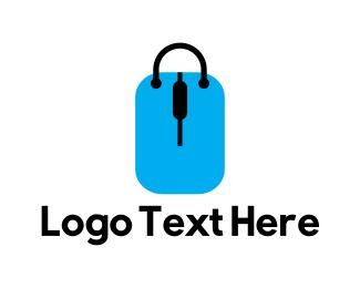 Tag - Shop Tag Bag logo design