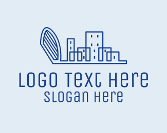 Course - Golf City logo design