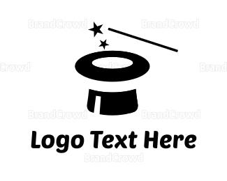 Hat - Magic Hat logo design