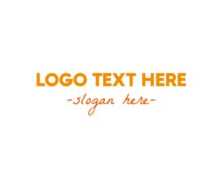 Signature - Modern & Traditional logo design