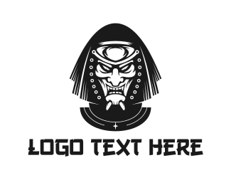 Evil - Evil Ninja logo design