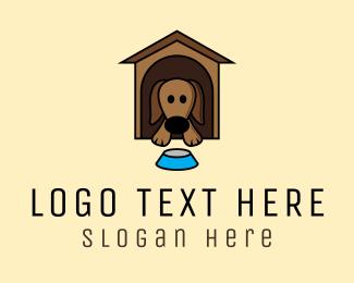 Doggo - Dog Kennel logo design