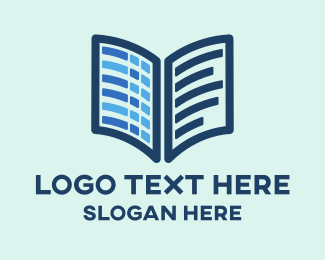 Open - Open Newspaper logo design