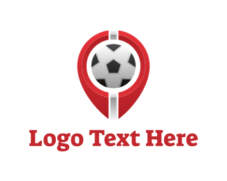 Fc - Soccer Football Circle logo design