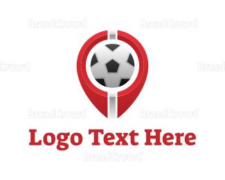 Soccer - Soccer Football Circle logo design