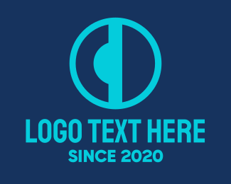 Cd - C & D Monogram logo design