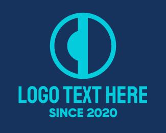 Monogram - C & D Monogram logo design