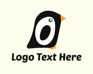 Penguin - Little Penguin logo design