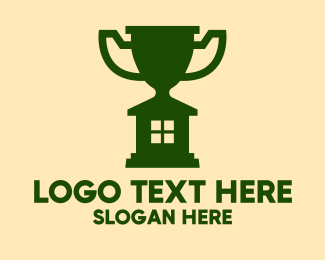 Big - Big Trophy House logo design