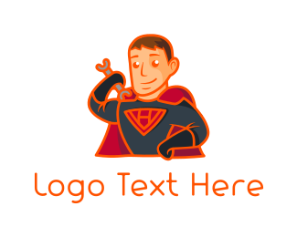 Technician - Super Handyman logo design