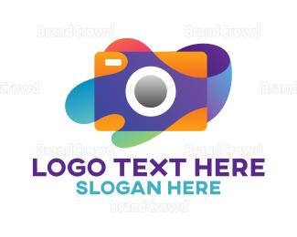 Photographer - Instagram Photographer logo design