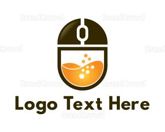 Mice - Fresh Mouse logo design