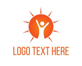 Parenting - Bright Future logo design