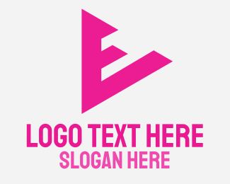 Player - E Player Media logo design