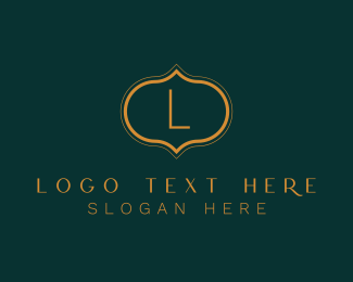 Middle Eastern - Restaurant Lettermark logo design