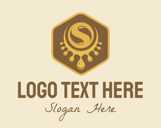 Taste - Honey Chocolate logo design