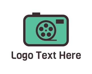 Photography - Photography Reel  logo design