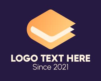 Learning - Academic Learning Book logo design