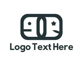 Sad - Mood Face logo design