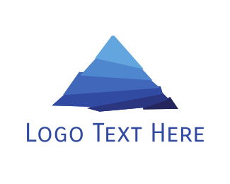 Stairs - Blue Mountain Stairs logo design