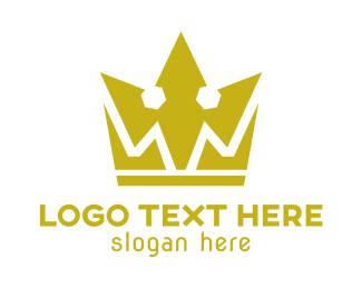 Expensive - Modern Royalty logo design