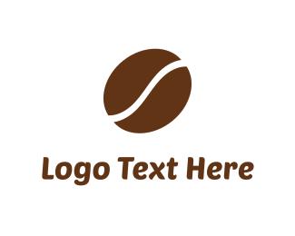 Bean - Coffee Bean  logo design